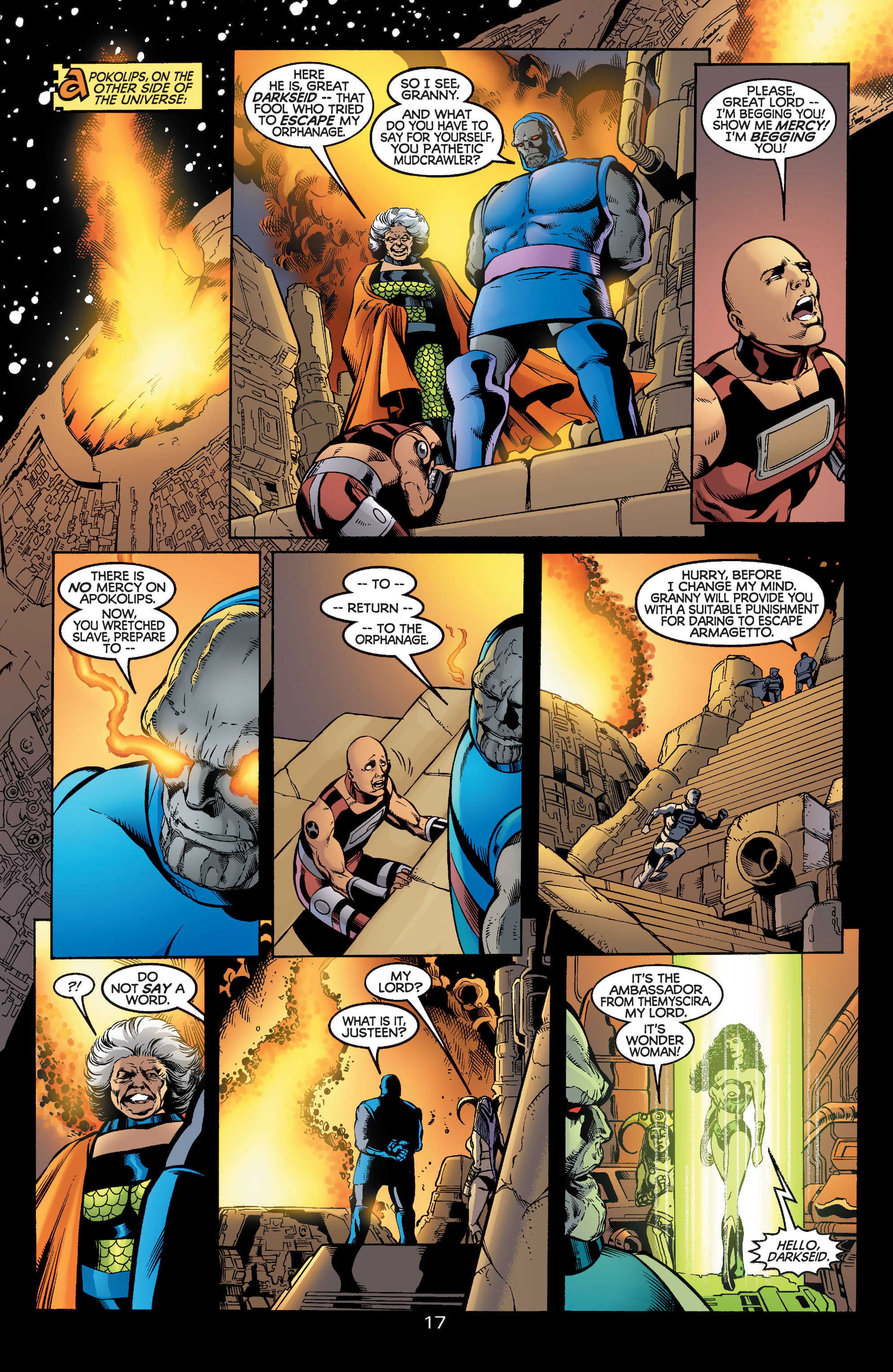 Read online Wonder Woman (1987) comic -  Issue #188 - 18