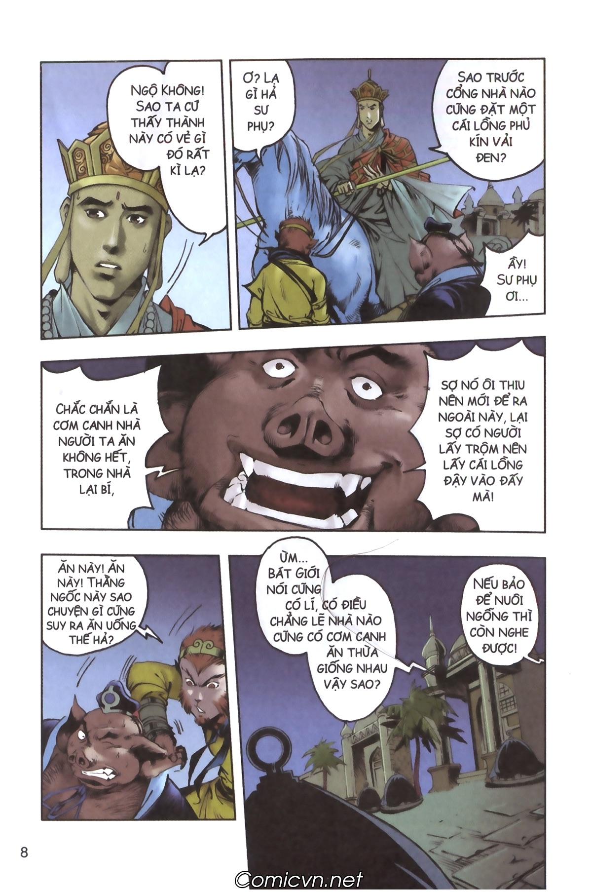 Tây Du Ký màu - Chapter 129 - Pic 6