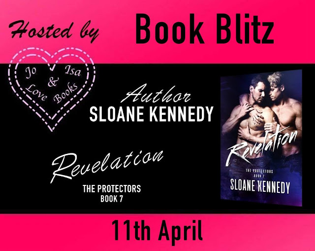 Book Blitz incl Exclusive Excerpt : Sloane Kennedy - Revelation (The Protectors #7)