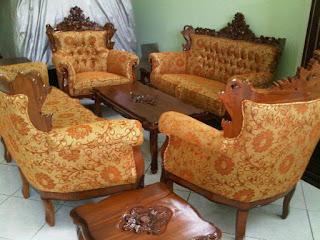 tips memilih kursi ruang tamu