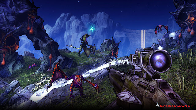 Borderlands 2 Gameplay Screenshot 4