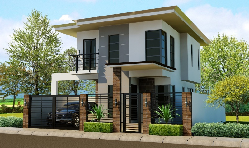 Marvelous These Are New House Designs For 2016. Most Of These House Renditions Are  Big Houses And Two Storey Houses.
