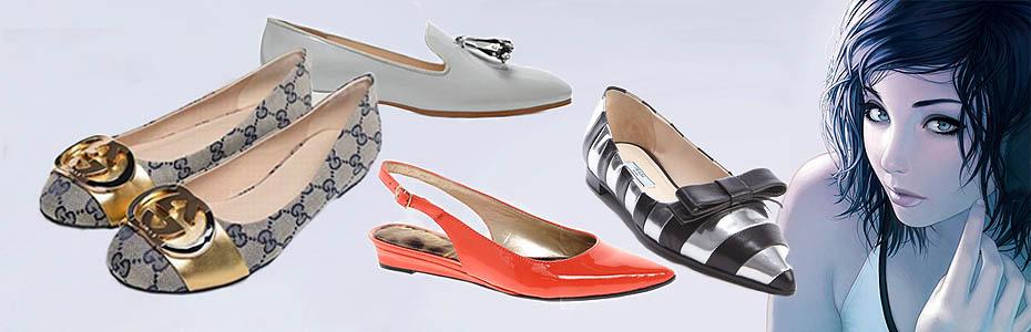 ea1a432ccc74 Bisa jadi model sepatu flat yang saat ini menjadi trend sebenarnya sudah  dirilis satu atau dua tahun yang lalu oleh para desainer melalui fashion  weeks di ...