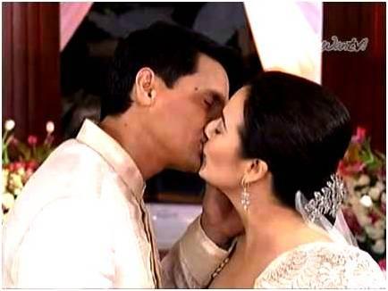Bizz E Richard Gomez And Dawn Zulueta S Wedding Honeymoon Scenes Trend On Twitter