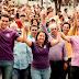 ELEITA: Raquel Lyra é eleita prefeita de Caruaru por 53,15% dos votos.