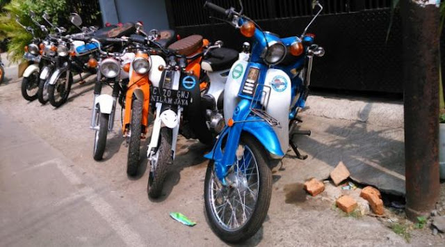 Motor Sebelum Tahun 1999, Per 1 Juli Dilarang Beroperasi