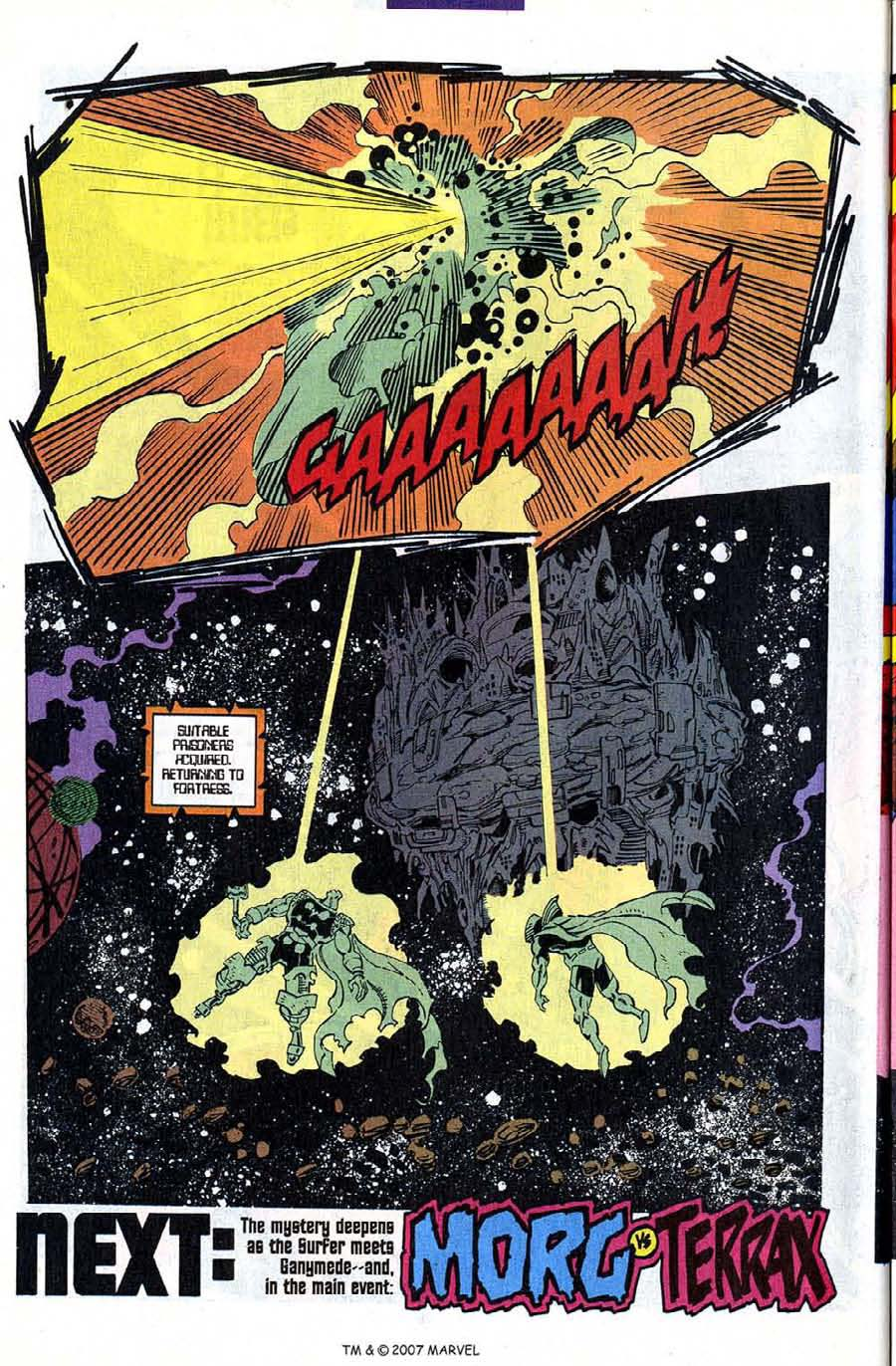 Read online Silver Surfer (1987) comic -  Issue #79 - 32