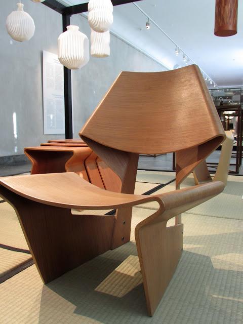 The Danish Chair - Design Museum Danmark, Copenhagen