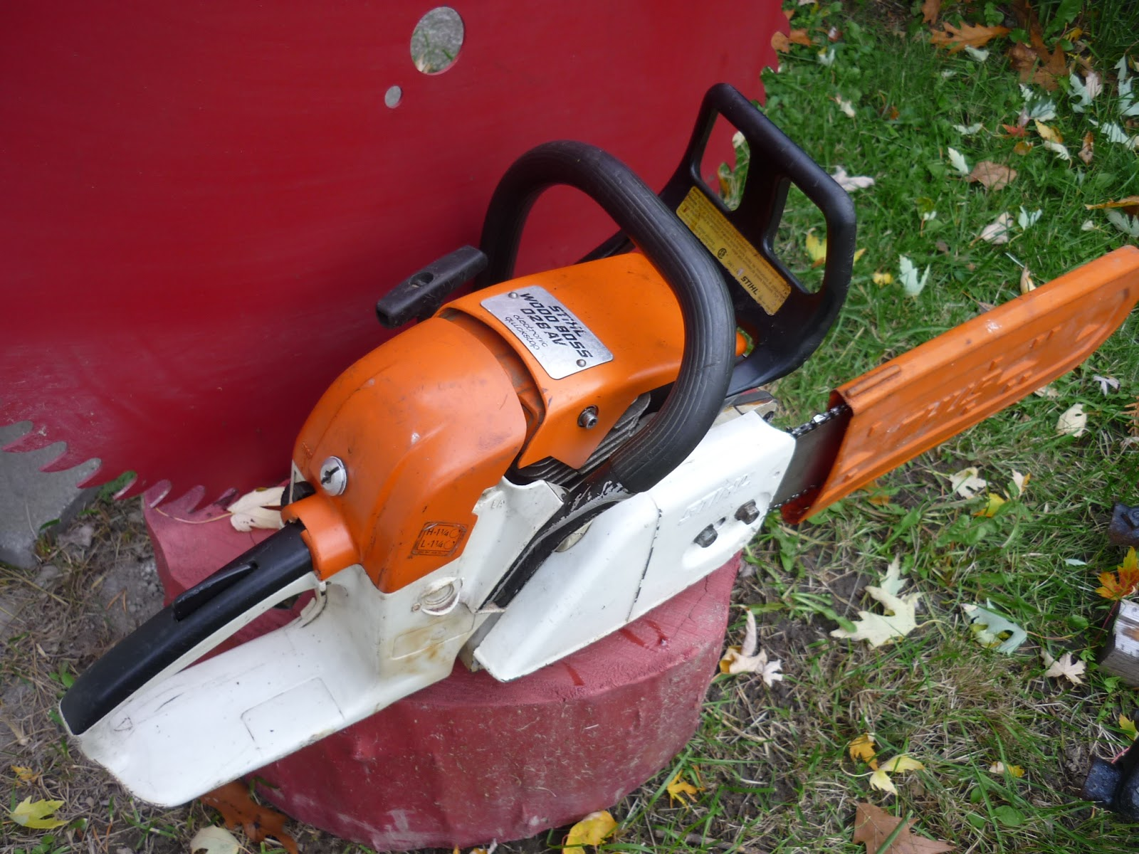 Stihl 028 Woodboss Download Manual