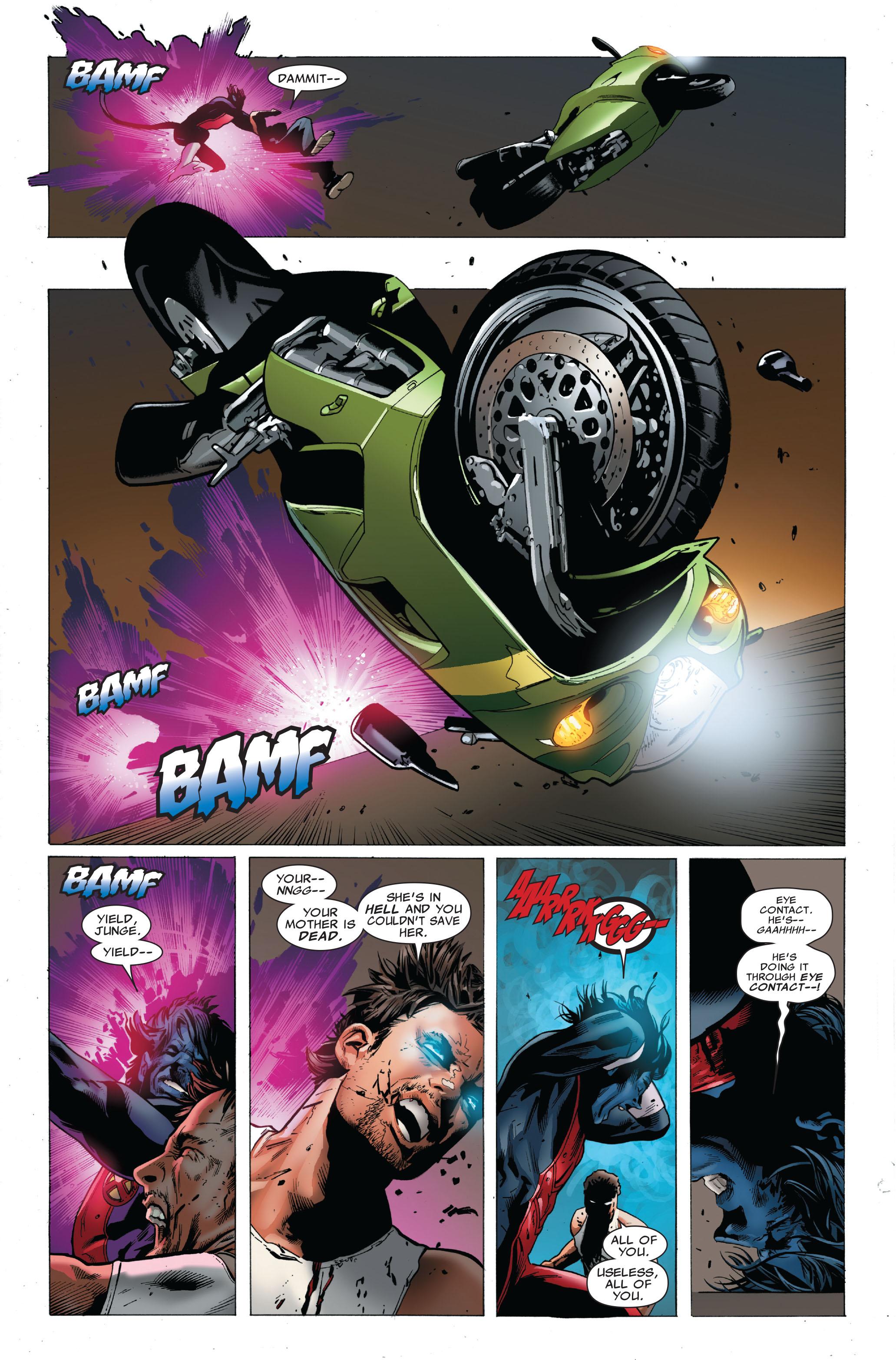 Read online Uncanny X-Men (1963) comic -  Issue #503 - 16