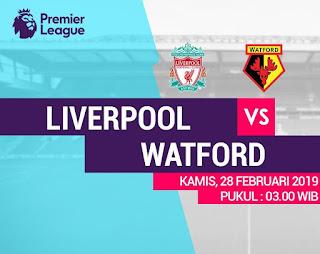 Premier League: Prediksi Liverpool Versus Watford: Mana Gol Mu Liverpool?