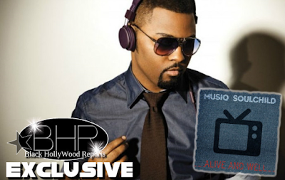"Musiq Soulchild Is Back With New Music ""Alive and Well"""