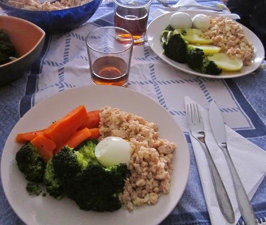 ovas, salada de ovas, receita, receita portuguesa, blogue de casal