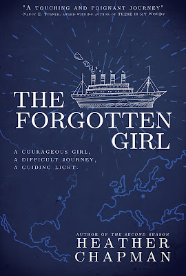 Heidi Reads... The Forgotten Girl by Heather Chapman