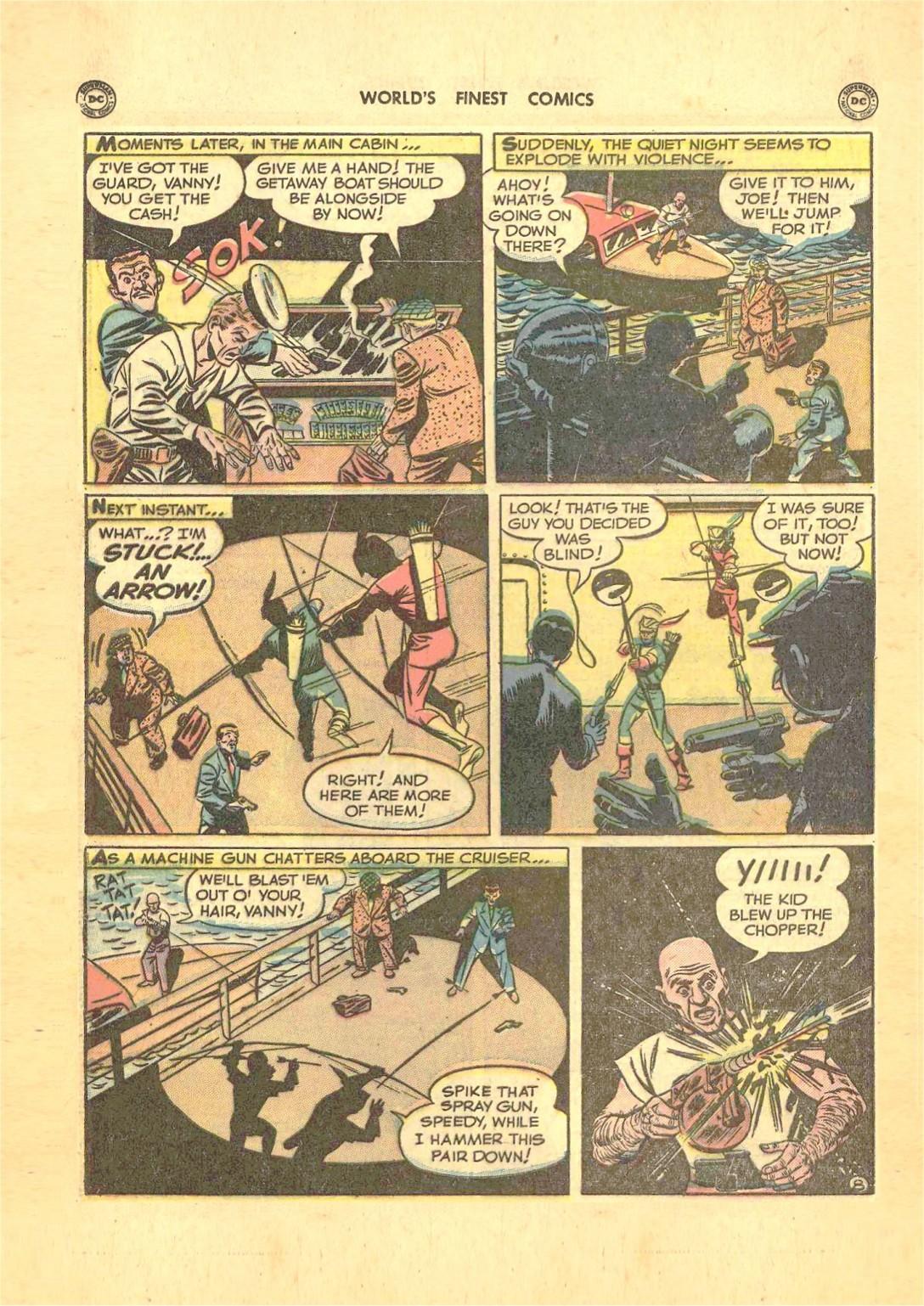 Read online World's Finest Comics comic -  Issue #50 - 24