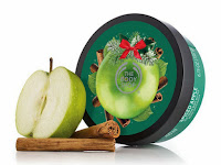 spiced apple softening body butter