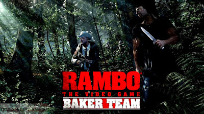 Rambo The Video Game Baker Team Free Download For PC