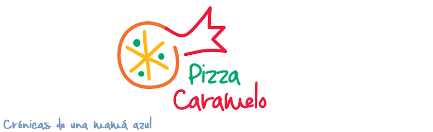 Pizza Caramelo