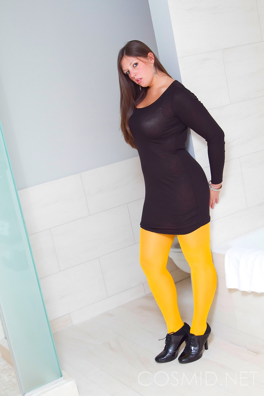 Shoes To Wear With Colored Tights