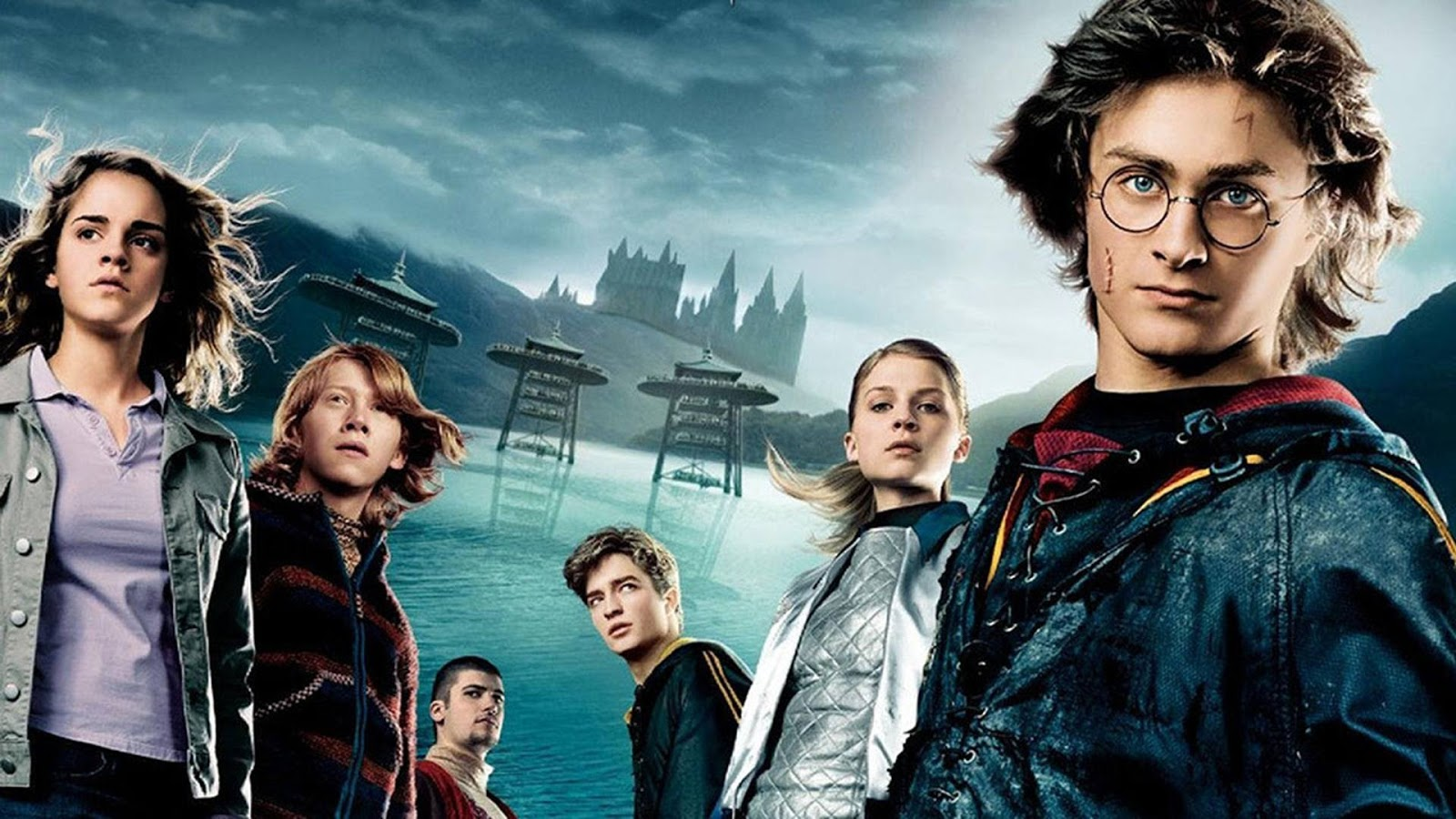 The Wertzone: Harry Potter and the Goblet of Fire