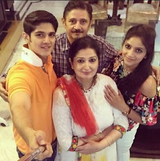 Rohan Mehra Family Wife Son Daughter Father Mother Marriage Photos Biography Profile