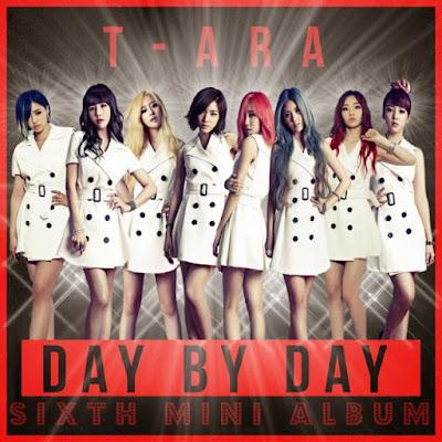 Cảm Âm DAY BY DAY - T-ARA