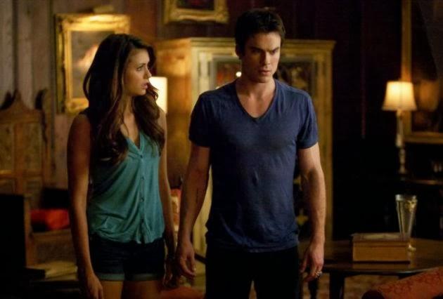 Vampire diaries season 5 summary