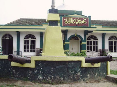 Masjid Al-Anwar Bandarlampung