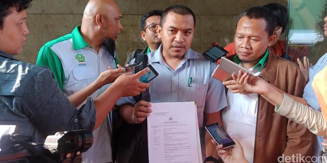 Lagi, PUSHAMI Polisikan Yaqut GP Ansor terkait Pembakaran Bendera Tauhid