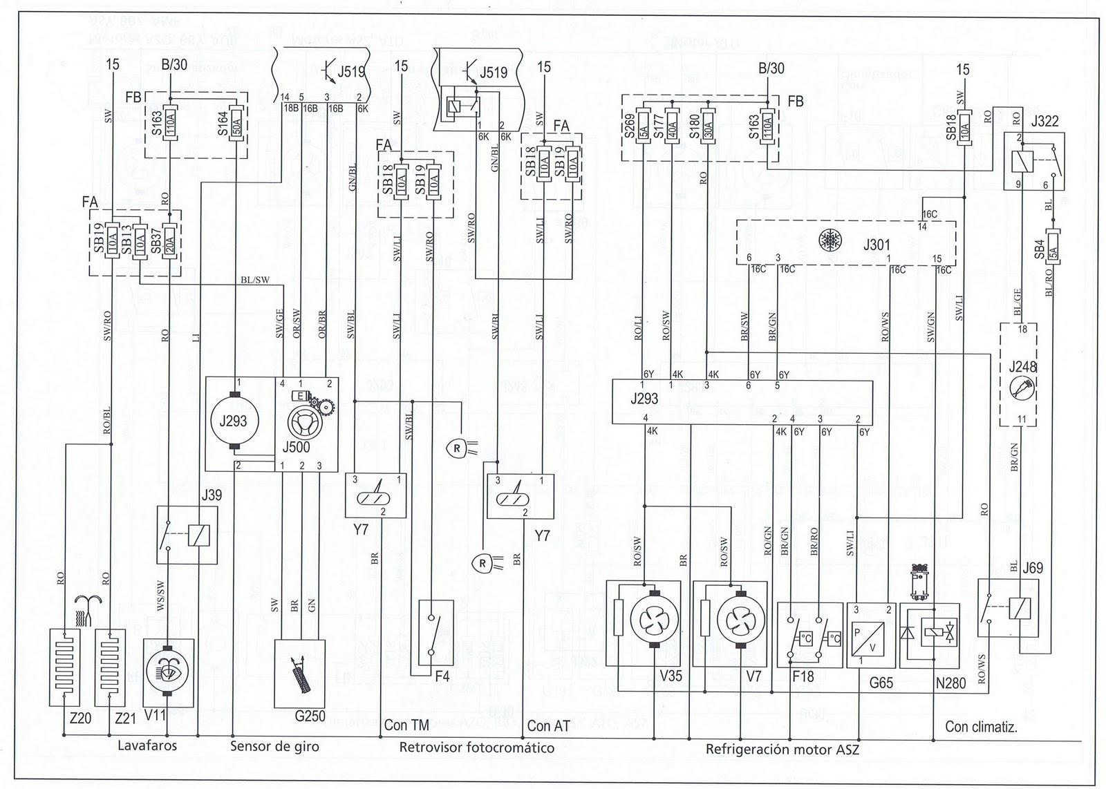 Esquemas Electricos Ii Seat Ibiza 6l1