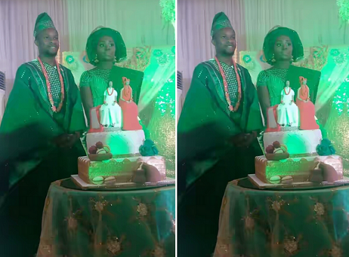 Super Eagles Skipper, Ogenyi Onazi Weds In Benin to his heartrob Sandra Ogunsuyi55555