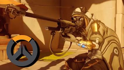 Overwatch: Cải thiện cách sử dụng Ana của bạn