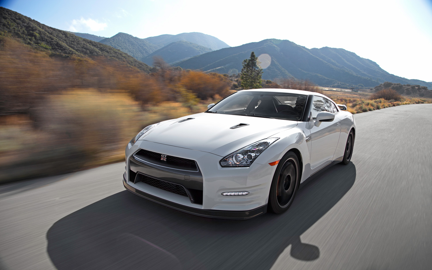 2013 Nissan Gtr Black Edition Supercar Original