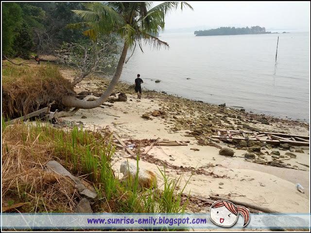 Hutan Rekreasi Tanjung Tuan seaside
