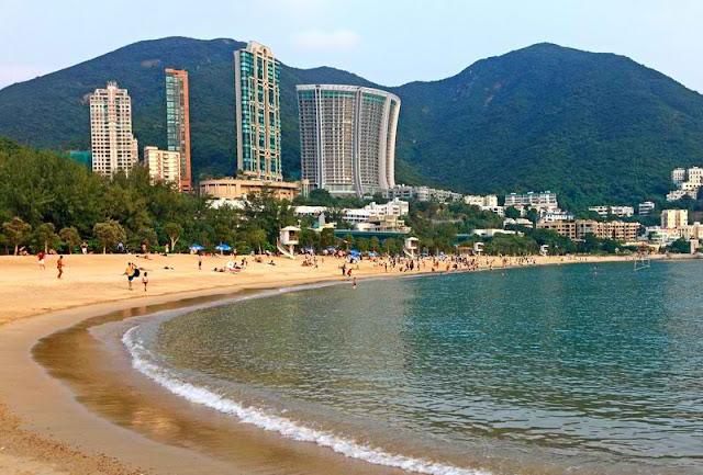 Repulse Bay Beach - Paket Tour 5H4M Hongkong Shenzhen Macau + Zhuhai Oct-Nov 2018 - SQ - Salika Travel