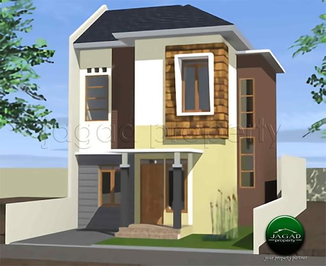 Rumah 2 Lantai Siap Bangun jalan Palagan Km 9