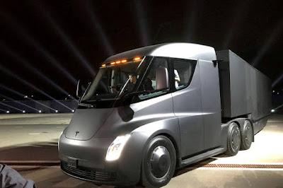 Montadoras estão prontas para lançamento de grandes caminhões elétricos