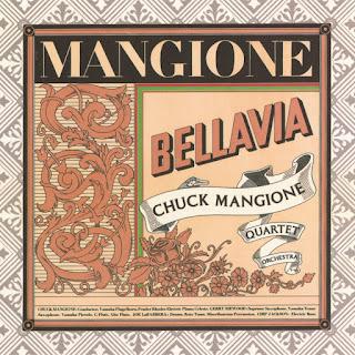 Chuck Mangione - 1975 - Bellavia
