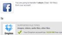 Trasferire foto da Facebook a Dropbox in modo automatico (anche su pc e cellulare)