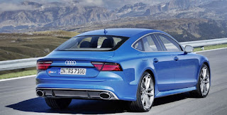 2017 Audi RS7 Sportback Performance