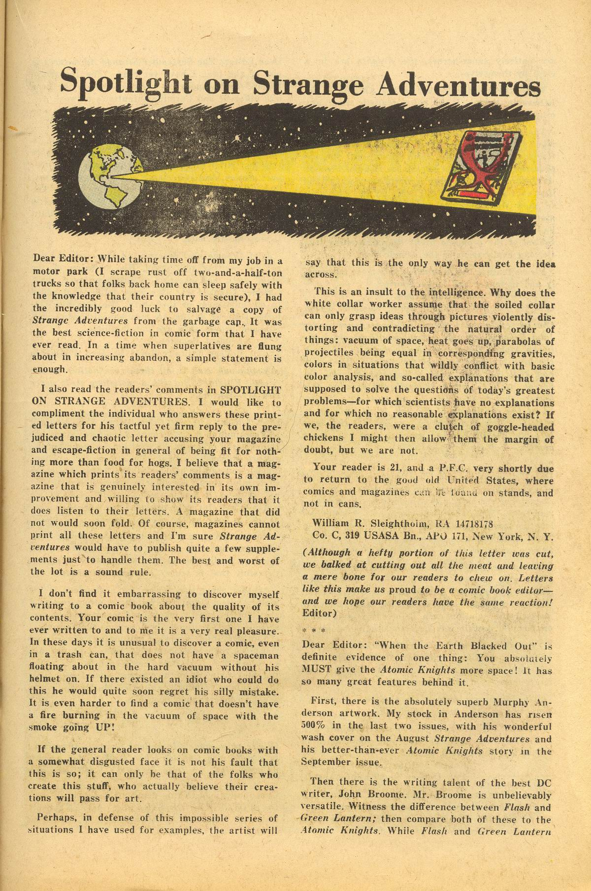 Strange Adventures (1950) issue 148 - Page 23