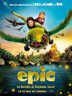 Epic (2013) บุกอาณาจักรคนต้นไม้