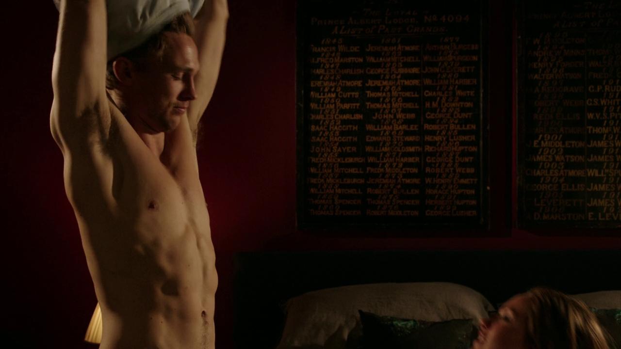 william moseley nude