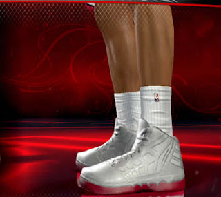 Adidas Adizero Shadow NBA 2K12 Edition