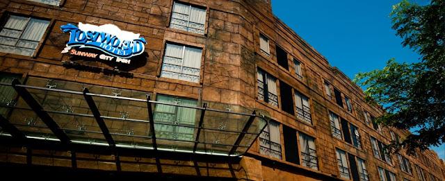 HOTEL & HOTSPRING LOST WOLD OF TAMBUN