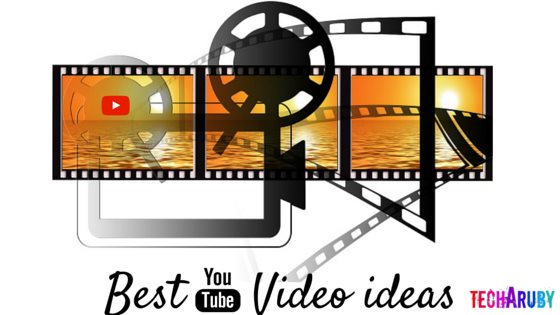 best youtube video ideas
