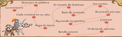 http://nea.educastur.princast.es/quixote/index2.htm