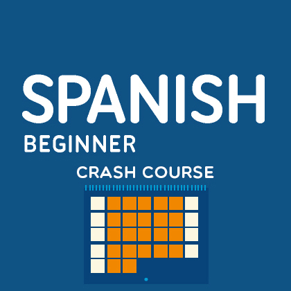 Spanish for Beginners: Spanish Crash Course By Mixedsoft.com