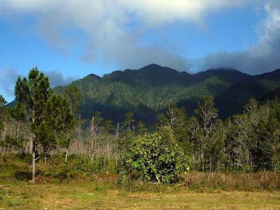 Pico Duarte le point culminant d'Hipaniola