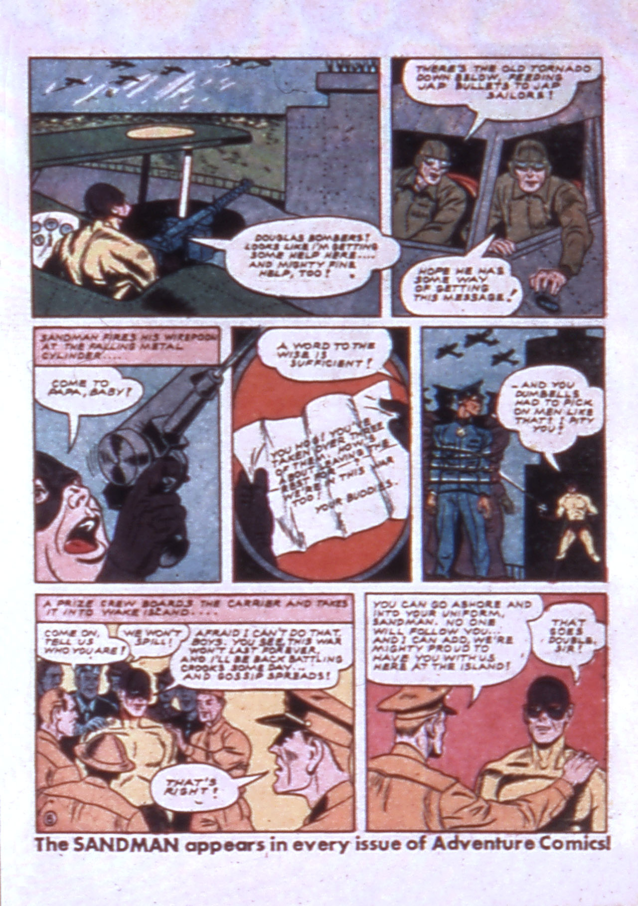 Read online All-Star Comics comic -  Issue #11 - 25